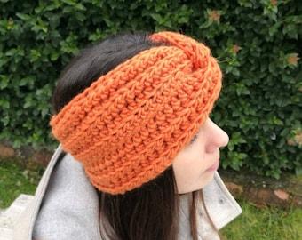 Wool Handmade Turban Headband