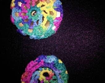 Rainbow cotton zill mufflers