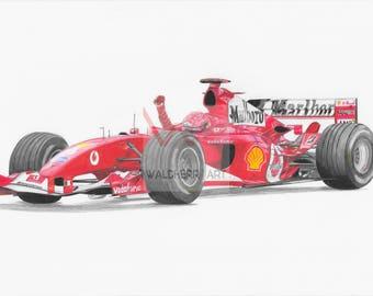 Michael Schumacher - 7-time world champion