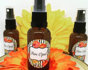 Fire Opal 30ml Perfume Spray
