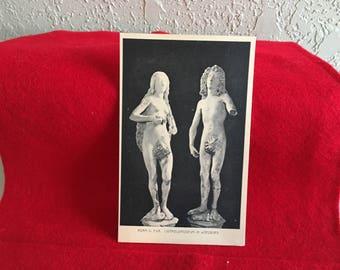 Vintage Art Museum Postcard-Till Riemenschneiders