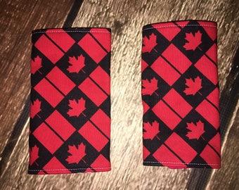 Drool pads