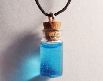 Mana Potion Necklace