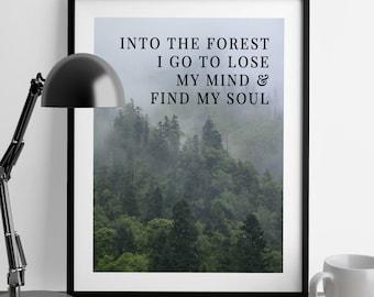 Find My Soul Art Print