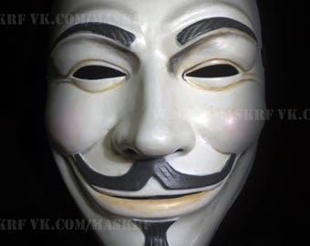 Mask Guy Fawkes