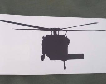 H60 Decal