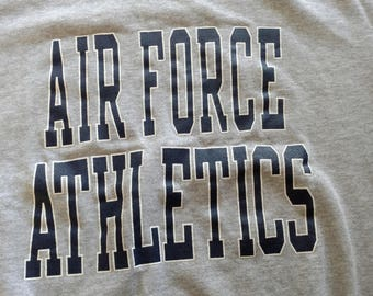 United States Air Force Athletics vintage gray Sweatshirt