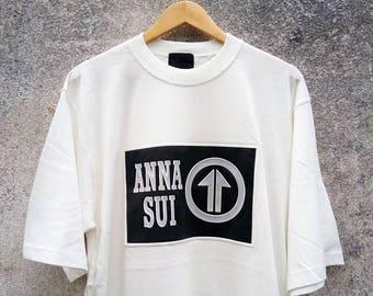 RARE! James Ooviello for Anna Sui T-Shirt
