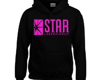 STAR LABORATORIES / Star Labs/ S.T.A.R Labs Hoodie