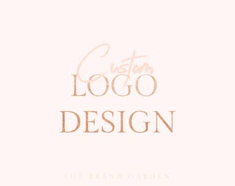 LAUNCH OFFER, 50% OFF Custom Logo Design
