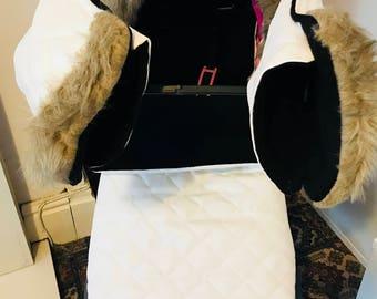 Sale Leatherette footmuff