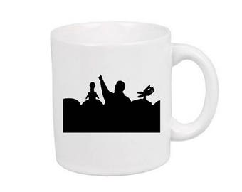 Mystery Science Theatre 3000 MST3K Horror Mug Coffee Cup Gift Halloween Home Decor Kitchen Bar Gift for Her Him Merch Massacre