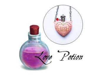 Amortentia Necklace (Love Potion)