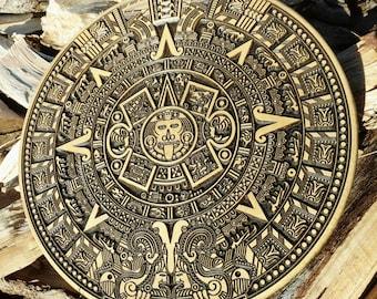 Mayan Aztec calendar