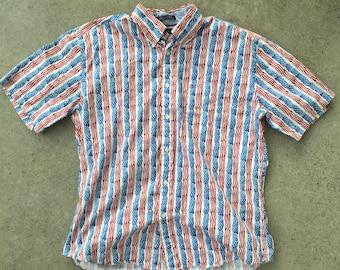 Tommy Hilfiger Stars and Stripes Buttondown Shirt