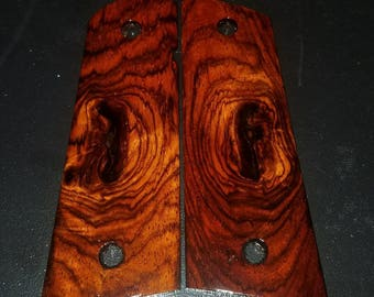 1911 Cocobolo Rosewood Grips