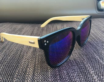 Mens gift, Gifts for dad, Husband Gift, Wooden Sunglasses wood sunglasses, women sunglasses, mens sunglasses,A1