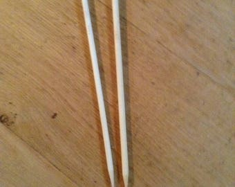 Bamboo knitting needles 7mm