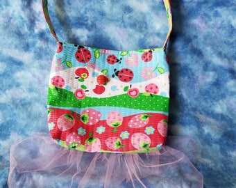 childrens baggie, little purses, tiny bags