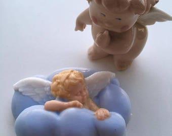 Angel Soap, Baby Shower Soap ,Gift for Newborn Baby ,3d Soap, Gift for Christening, Baby Shower Favors, Bomboniere, Baptism, Christening