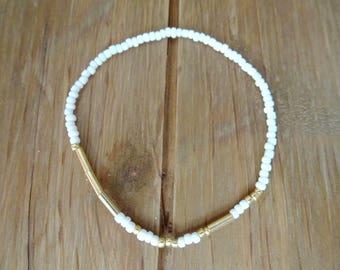 JESUS morse code bracelet