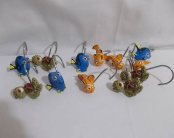 Shower Curtain Hooks Etsy