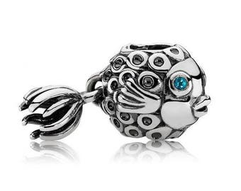 Pandora Angel Fish Charm