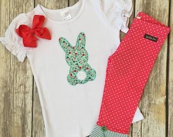 Bunny Applique Shirt