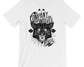 Company of Wolves Short-Sleeve Unisex T-Shirt