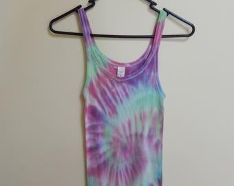 Tie Dye Women's Singlet - Size 8