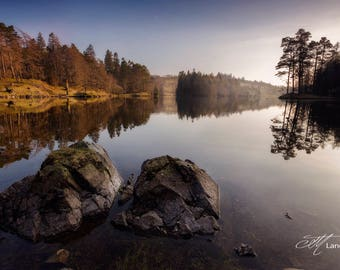 Landscape Photography, Tarn How, Lake District, England