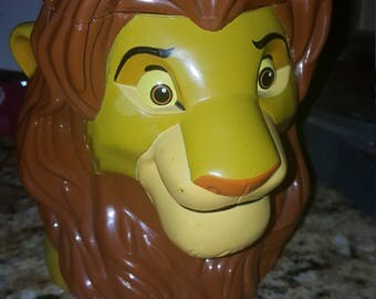 Lion King on ice mug
