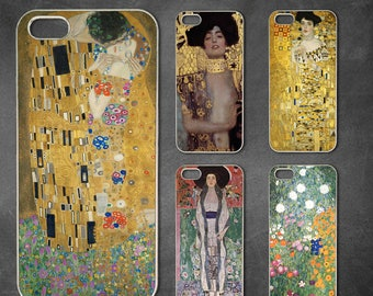 Gustav Klimt iphone 7 case, iphone 7 plus case, iphone 6/6s , iphone 6s  case, iphone 6 plus case, iphone 5/5s case, 5c case, 4/4s case