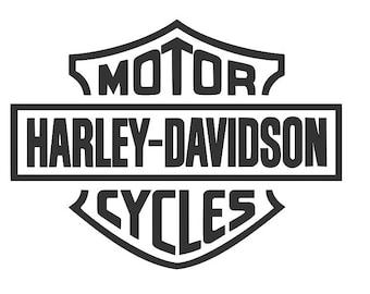 Harley Decal
