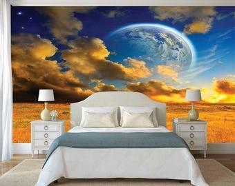 Fantasy Wall Mural, Wall Mural Of The Sky, Wallpaper Magic, Nature Wall  Mural Part 74