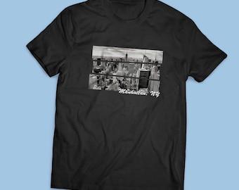Manhattan NY - Men's T-shirt I Tee
