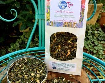 Soul Lift 50gm - 100%Organic herbal tea