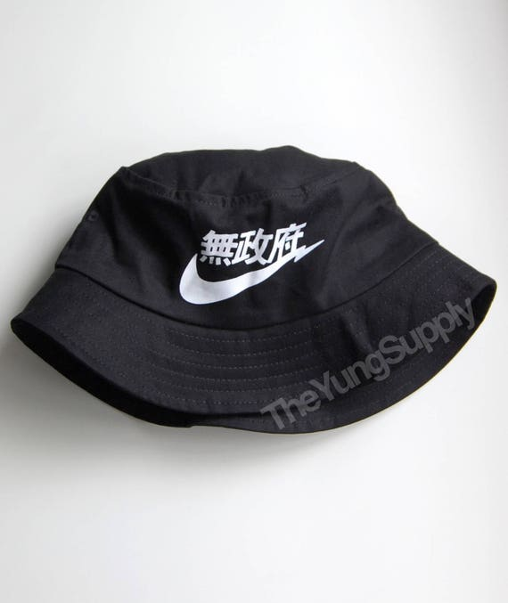 big sale 9f487 fdb0c get nike hat bucket kanji 7ab95 3d822