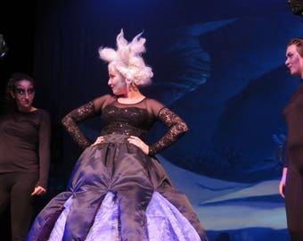 Ursula Sea Witch Plus Size Costume