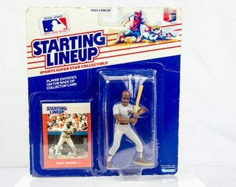 Starting Lineup 1988 Tony Gwynn Action Figure San Diego Padres MLB