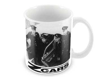Z Cars Ceramic Coffee Mug    Free Personalisation