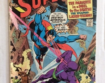 Superman Comic Book #322