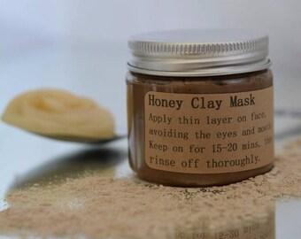 Honey Clay Mask