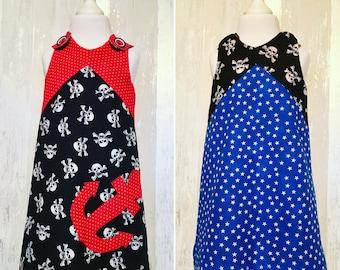Nautical Reversible Dress