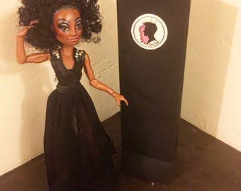 Ooak Bob the drag queen doll