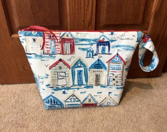 """FREE US SHIPPING, Large Wet Bag, Beach Bag, Wet Cloth Diaper Bag, approximately 17""""x12""""x6"""""""