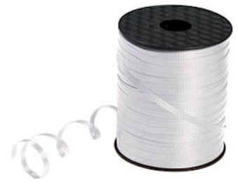 5000 Yards Silver 3/16 Inch Curling Ribbon