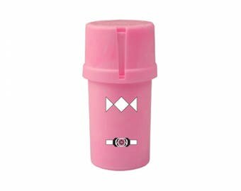 Herb Grinder Power Rangers Air Tight Water Tight Smell Proof Weed Grinder Coffee Grinder Pill Grinder Travel Compact