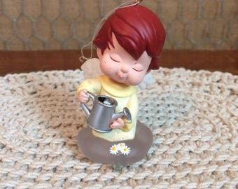 "Hallmark ""Mary's Angel"" Collectible Christmas Ornament"