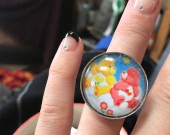 Care bear ring